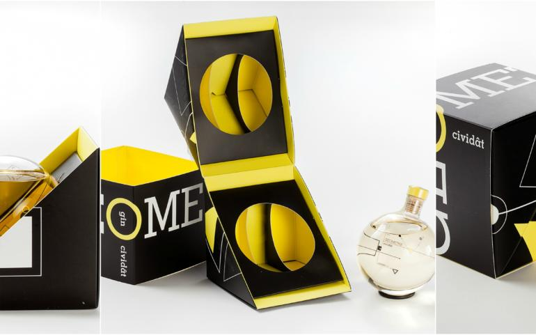 Geometrie Cividât Packaging dell'anno