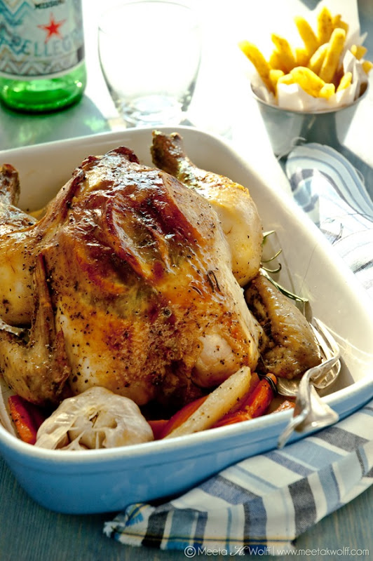 Pollo arrosto alla Futura12