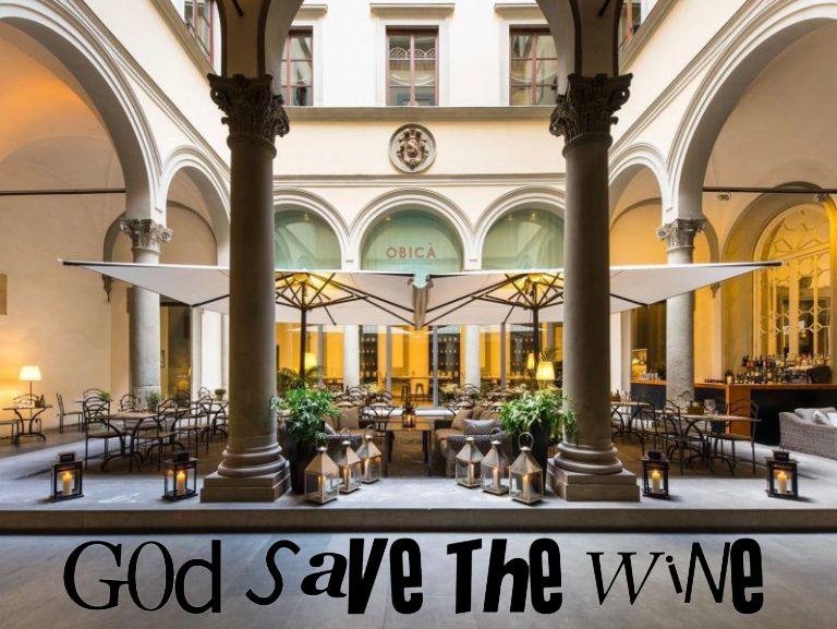 God Save The Wine @Obicà Firenze 2018