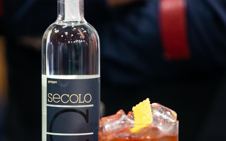 Cocktail SECOLO NEGRONI