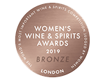 Women's Wine & Spirits Award 2019 - Bronze Medal