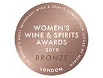 Women's Wine & Spirits Award 2019 - Bronze Medal
