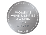 Women's Wine & Spirits Award 2019 - Silver Medal