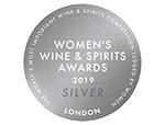 Women's Wine & Spirits Award 2019 - Silver Medal