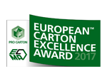 European Carton Excellence Award 2017