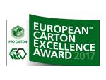 European Carton Excellence Award 2017