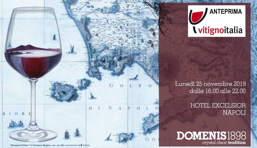 Anteprima Vitigno Italia 2020 @Napoli