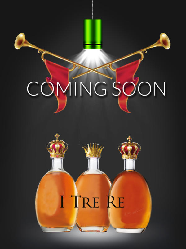 COMING SOON I Tre Re