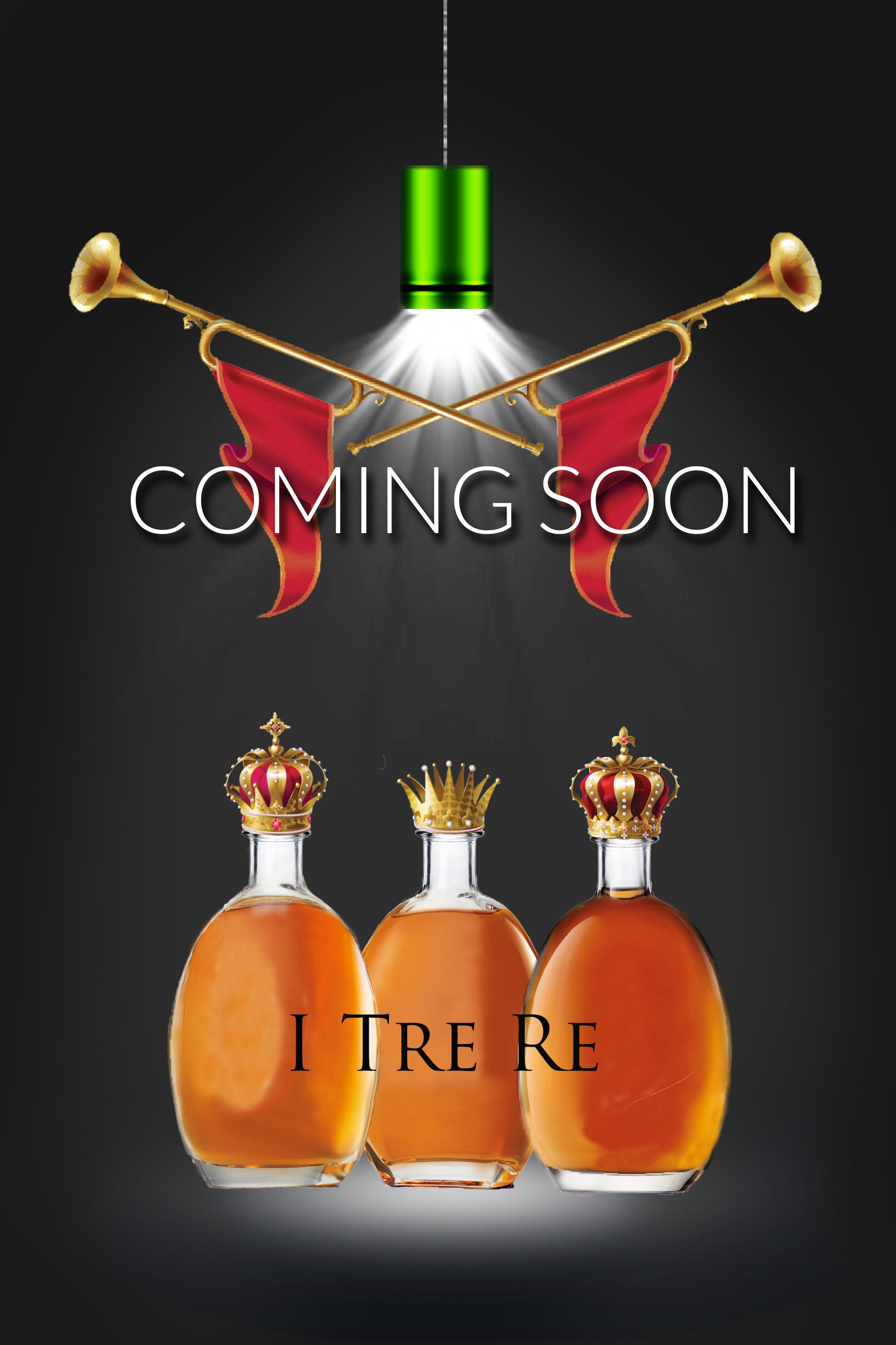 I TRE RE by DOMENIS1898 in arrivo!