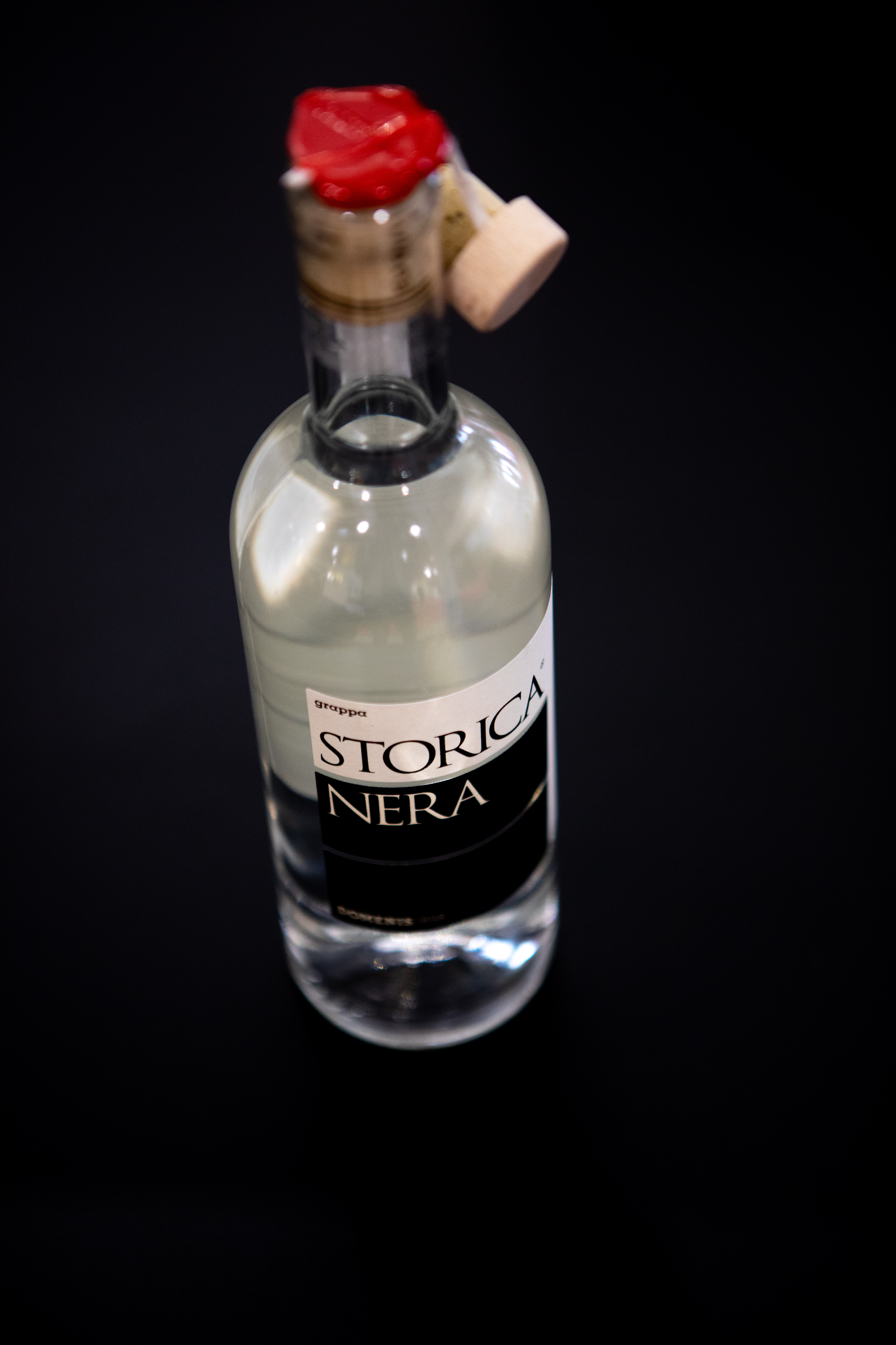 The silver linings of Grappa if consumed with moderation