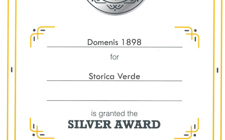 International Taste Awards 2020 – Storica Verde