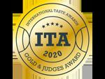 International Taste Award 2020 - Gold Medal
