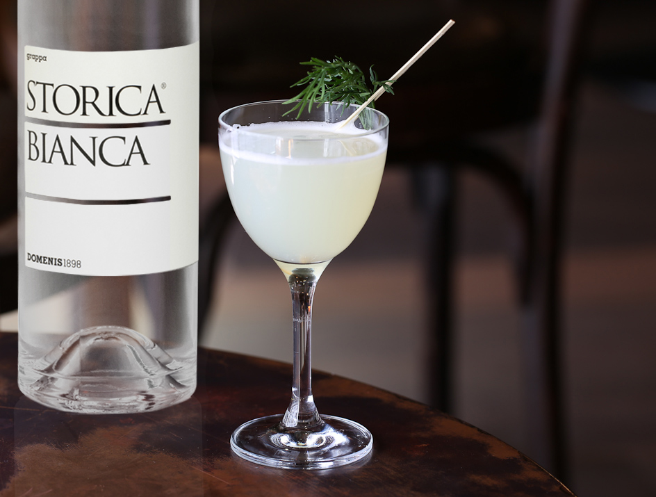 Cocktail: White Lady