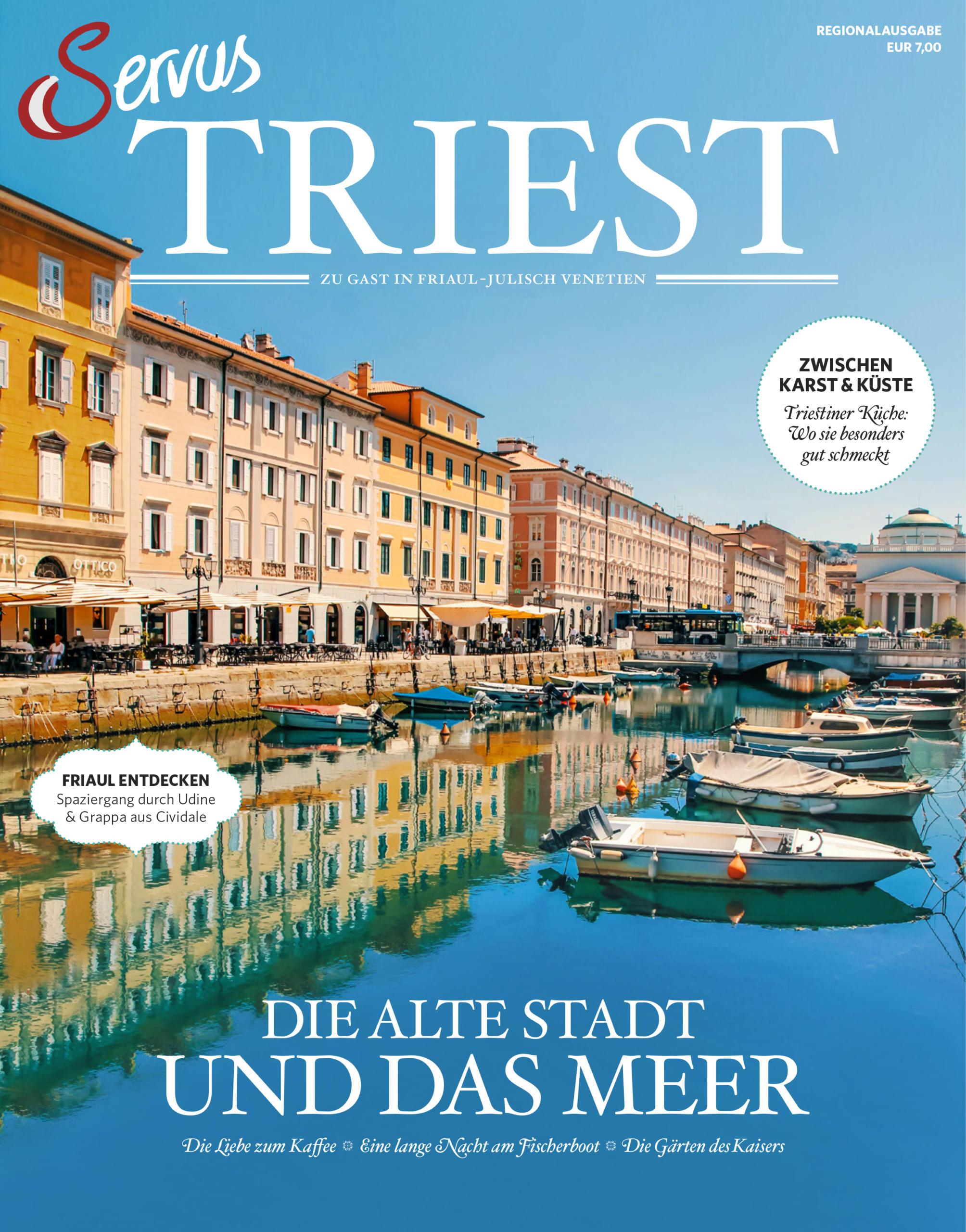 2020 luglio 29: Servus Triest – Das Geheimnis der Meisterbrenner