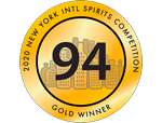 New York Intl Spirits Competition - Gold - 94