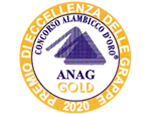 Alambicco d'Oro 2020 – Gold Medal