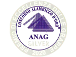 Alambicco d'Oro 2020 – Silver Medal