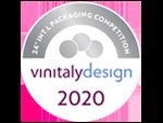 Vinitaly Design Int'l Packaging Competition 2020 Etichetta d'Argento