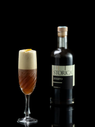 Cocktail: Storico Sour