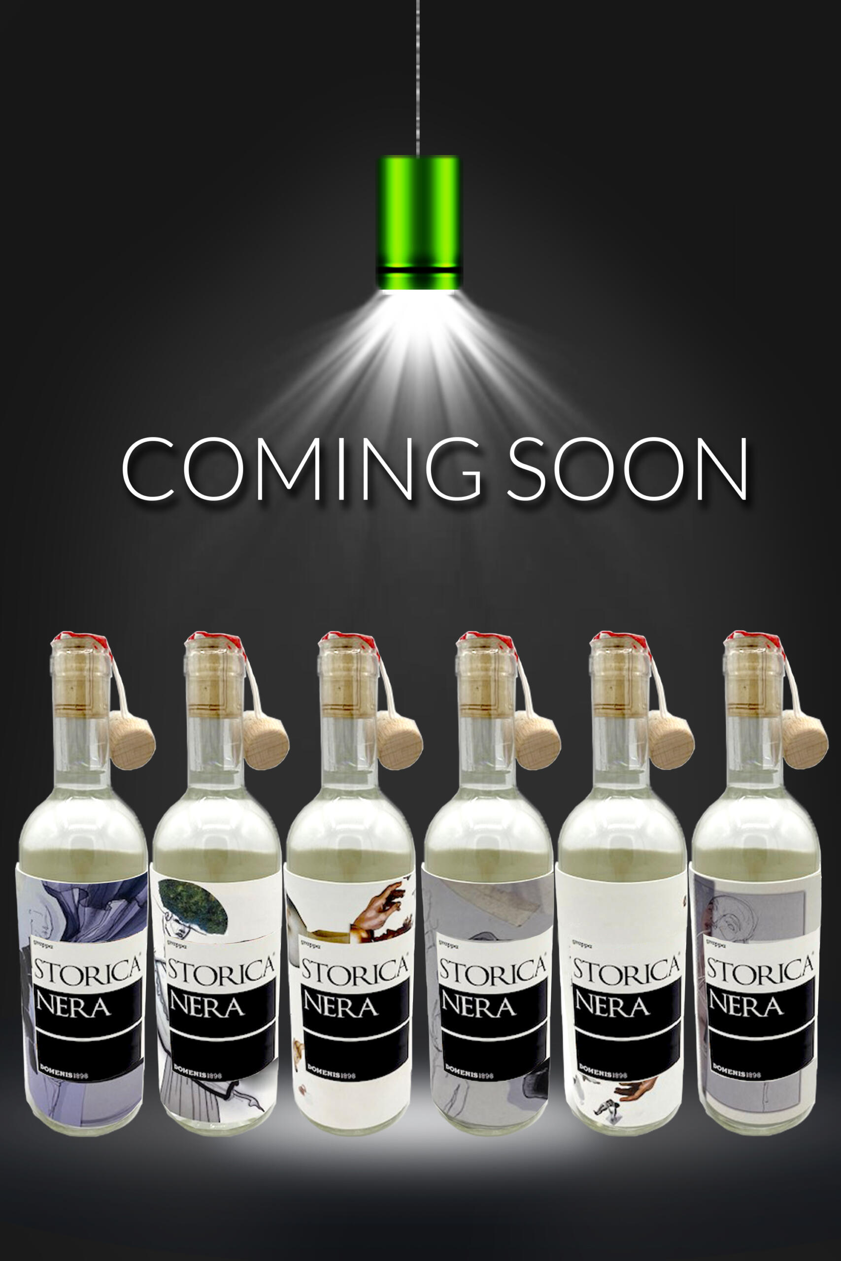 Storica Nera Special Edition is coming!