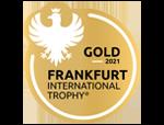 International Frankfurt Wine, Beer & Spirits Trophy 2021 - Gold Medal